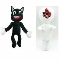 Anime SCP 173 Plush Toy Pegatinas Horror Character Stuffed Doll Fans Kids Gift