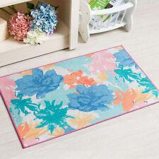 Door Mat Multi Colors Watercolor Paint Anti Slip Doormat Kitchen Rug 50x80cm
