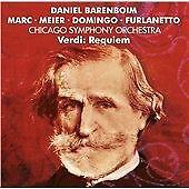 Verdi : Messa da Requiem, Alessandra Marc, Waltraud Meier,, Good Used CD
