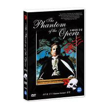 Phantom of the Opera: TV Series (1990) Burt Lancaster DVD *NEW