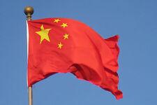 China Flag 3x5 100% Nylon