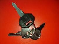 Dumper Driver Plant JCB Key Set 92274 key Bosch M key & Teu 1 Key Tractor Mower