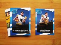 2017 Donruss Pittsburgh Steelers TEAM SET - James Conner ROOKIE