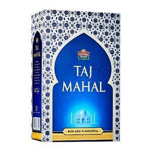 Taj Mahal Tea 500g Darjeeling India Brand Brooke Bond Original Assam Chai