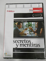 SECRETOS Y MENTIRAS DVD SLIM ESPAÑOL REGION 2 ENGLISH