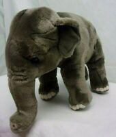 Ganz Webkinz Elephant Plush Stuffed Animal Toy Boys Girls 3+ Gray