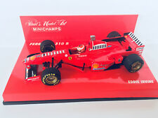 Minichamps Ferrari 1:43 F 310B Eddie Irvine #6 Silverstone 1997 Very Rare