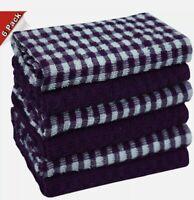 Pack of 6 Tea Towel 100% Cotton Terry Kitchen Towels DishTowel , Tea towels !!