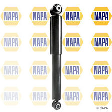 OPEL ZAFIRA B 1.9D 2x Shock Absorbers (Pair) Rear 05 to 15 Damper NAPA 436326