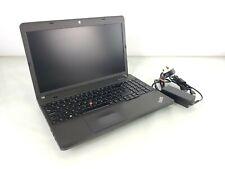 Lenovo Thinkpad E531 15.6' computadora portátil i3-3110M 2.40 Edge GHz 4GB 1 TB HDD Win 10 Pro
