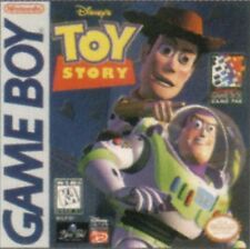 Toy Story Nintendo Game Boy