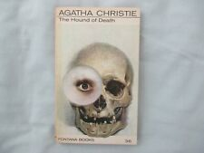 1966 Fontana Paperback. The Hound of Death & Other Stories by Agatha Christie.