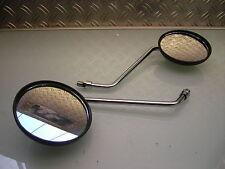 """Miroir Rétroviseur Mirror Set Yamaha """"Original XT 500 Style/STYLE"""" repro XT 550"""
