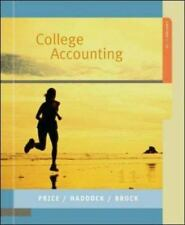 MP College Accounting 1-32 w/Home Depot AR-ExLibrary