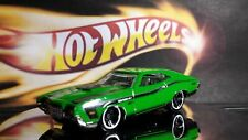 2012 Hot Wheels MUSCLE MANIA FORD #117 * '72 FORD GRAND TORINO VHTF BLACK RIMS