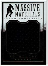 Jason Pominville 2015-16 Panini Anthology Massive Materials #76