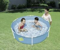 Bestway My First Frame Paddling Pool 5ft. Steel Frame 💦 Next Day Delivery 🚚🚚