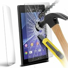 Genuine Premium Tempered Glass Film Screen Protector for Sony Xperia M2