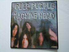 DEEP PURPLE machine head  Vinyle LP 33T rock ORIG FR 1972  2 C 064-93261