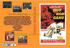 HOT ROD GANG  DVD 1958 movie customs street rat