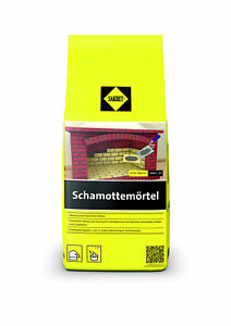 Sakret Schamottemörtel feuerfest 5 kg