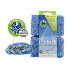 2 X E-chiffon de nettoyage Pad Fibre Cloth Pack, frais Mesh Technology-sans produits chimiques