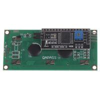 1PCS LCD module Blue screen IIC/I2C Serial Interface1602 16X2 Character Disp Gy