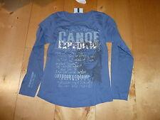 Camisa, azul vaquero de GELATI 116+128