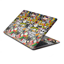 "Skin Decal Wrap for MacBook Pro 13"" Retina Touch, Sticker Slap"