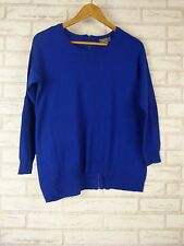 SUSSAN Knit Top/jumper Sz XS, 8 Exposed Zip Wool Mix