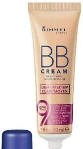 Rimmel London BB Cream, 9-in-1 - Light Medium - SPF15 , 30ml