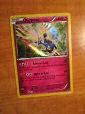 LP/NM Pokemon XERNEAS Card BLACK STAR PROMO Set XY31 Battle Arena Deck XY Holo