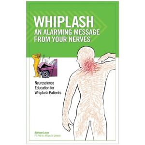 Whiplash Injury: An Alarming Message From Your Nerves Patient Book - USA TODAY