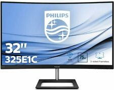 Philips 325E1C/00 Monitor 80 cm 32 Zoll Curved Gaming 2560x1440 Rechnung D51336