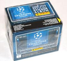 Panini CHAMPIONS LEAGUE 2009/2010 09/10 - 1 x DISPLAY BOX CAJITA sealed/OVP