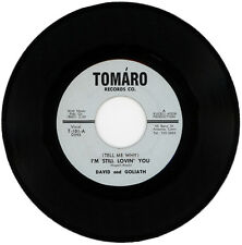 "DAVID And GOLIATH  ""(TELL ME WHY) I'M STILL LOVIN' YOU""  NORTHERN SOUL   LISTEN!"