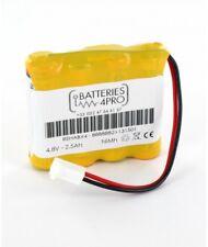 Batterie 4.8v 2.5ah pour Cefar Activ X4 et Rehab X4compatible