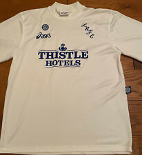 Leeds United authentic home football shirt 1995-96