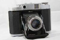 Mamiya 6 Six 6x4.5 6x6 Rangefinder w/Zuiko 75mm f/3.5 Lens From Japan [EXC+++++]