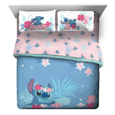 Lilo and Stitch Full Girls Crib Nursery Bedding Sets Bed in a Bag Comforter
