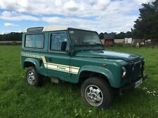 Land Rover 90 County Station Wagon 1985