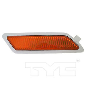 Side Marker Bumper Reflector Light Right Passenger for 12-15 BMW 3 Series
