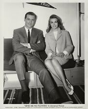 Ann-Margret, Rock Hudson ~ ORIGINAL 1964 on -set portrait ~ Send Me No Flowers