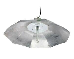 Large 1m Parabolic Reflector Umbrella Hood 100cm LOADSTAR Shade Hydroponics