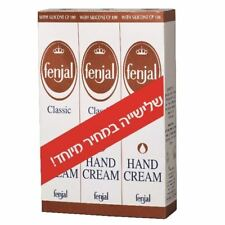 3 FENJAL HAND CREAM CLASSIC WITH SILICONE Quality cream with reputation 80ml