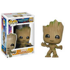Funko POP Movies: Guardians of the Galaxy 2 Toddler Cute Baby Groot Figure Toys