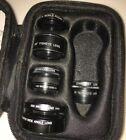 KNGUVTH 9 in 1  universal cell phone camera lens kit