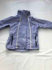 Ladies Quality Lilac Snow Boarding Jacket SZ Medium #33