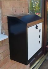 More details for ultimate parcel / post box, great looking, super storage weatherproof, lockablu