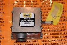 Hubbell 54EB43FB Rotary Limit Switch Long Dwell Cam RH 36:1 New